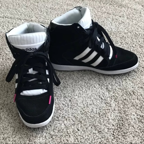 hot sale online e19a9 150cb adidas Shoes - Adidas Neo Wedge Sneakers